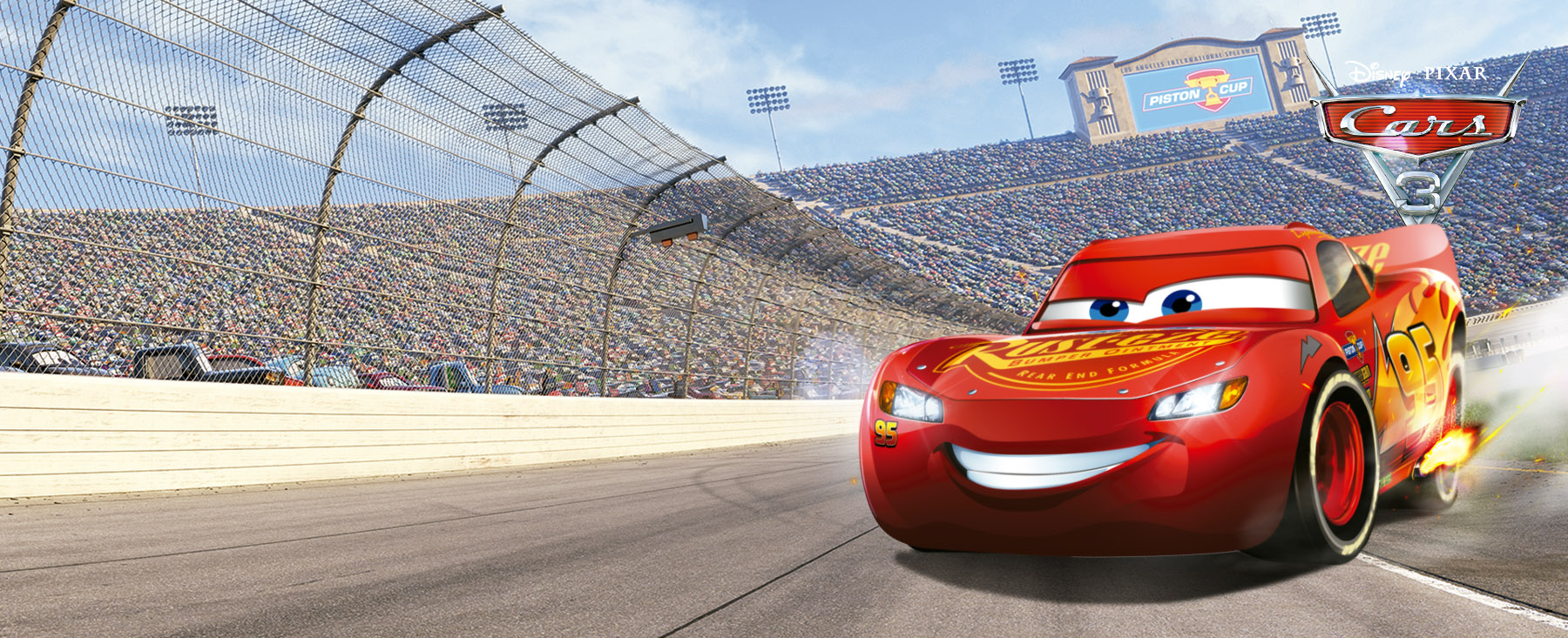 Cars 3 - Tembleke - Creativedog Agency