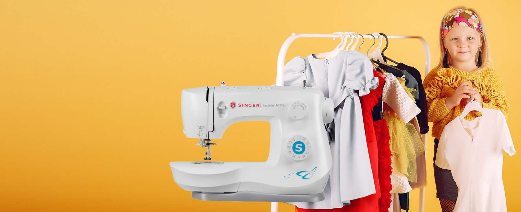 Singer máquinas para coser - Creativedog Agency