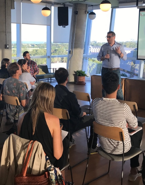 Experiencia Creativedog Agency - Consultoría y Mentoría in Company
