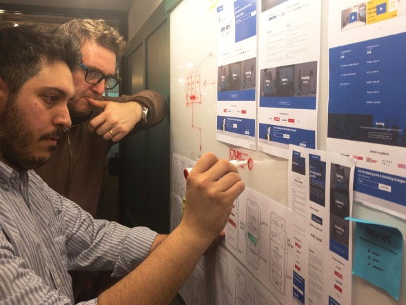Experiencia Creativedog Agency - Nuestro Proceso